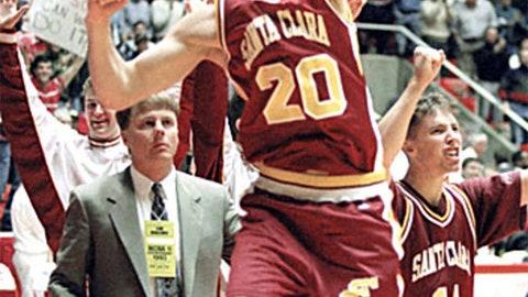 No. 15 Santa Clara vs. No. 2 Arizona (1993)