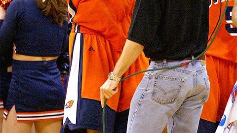 No. 14 Bucknell upsets No. 3 Kansas in first round