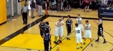 High schoolers pull off one of the classiest acts of sportsmanship you'll ever see