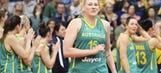 Aussies keep Jackson on national team, hope she heals