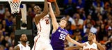Ejim's double-double helps No. 16 Iowa State hold off K-State