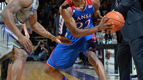 Andrew Wiggins, SF, Kansas, Fresh.