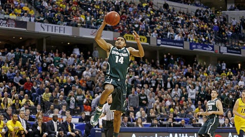 Gary Harris, G, Michigan State, Soph.