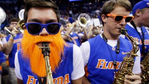 Playoff beard?