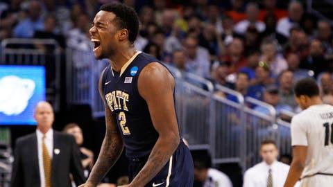 Pitt means business