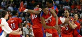 March Madness summed up in one happy GIF after Dayton upsets Ohio State