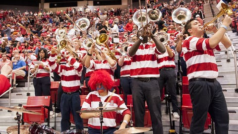 Would be tough to find Waldo here ...