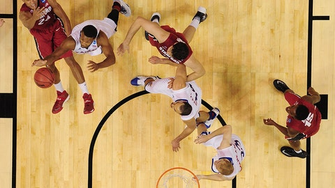 Don't look down on the No. 10 seed