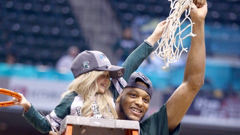Adreian Payne & Lacey Holsworth
