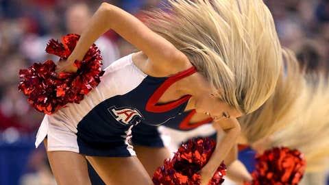 Hair in the air