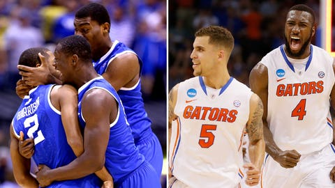 This Final Four is wide open