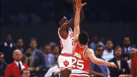 Keith Smart, 1987 vs. Syracuse