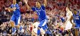 Aaron Harrison plays the hero again, sends Kentucky to final