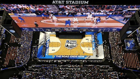 College hoops' biggest stage