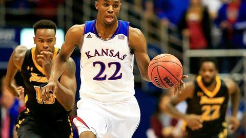 Cavaliers: Andrew Wiggins, SG, Kansas
