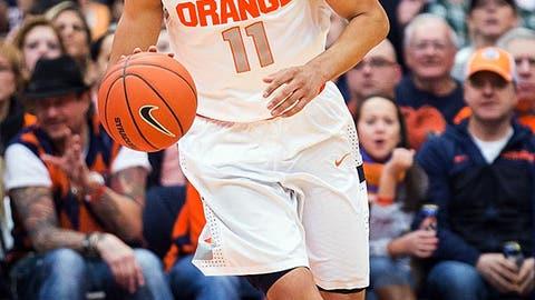 Raptors: Tyler Ennis, PG, Syracuse