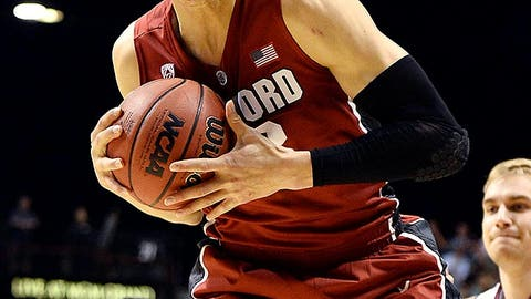 Spurs: Dwight Powell, PF, Stanford