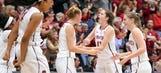 Stanford plays spoiler again, ending UConn's 47-game streak