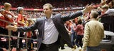 Iowa St coach Fred Hoiberg visits Chicago about Bulls job