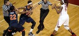 Brawl erupts in Alabama-Auburn women's game; 3 players ejected