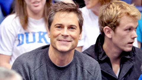 Rob Lowe - Duke Blue Devils
