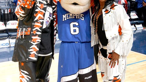 Bootsy Collins - Memphis Tigers