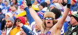 Bills fans fall short of setting record for crowd noise on Sunday