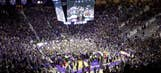 Kansas State apologizes for court storm chaos, will review security