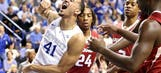 College hoops power rankings: Kentucky in a class of its own