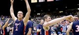 Belmont 1st to reach NCAA tourney with OVC upset of No. 25 Murray St.