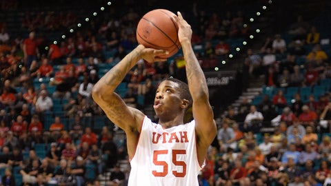 Utah G Delon Wright; Raptors (First round, 20th overall)