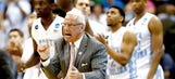 North Carolina extends coach Roy Williams' contract through 2020