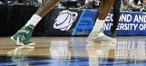 The fantastic story behind Cinderella UAB's mismatched shoes