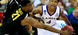 Shockers top Jayhawks in NCAA Tournament showdown