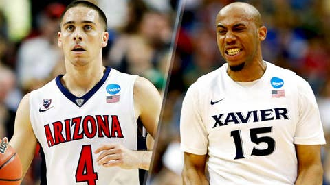 Arizona-Xavier will be a fascinating Sweet 16 game.