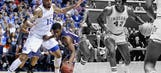 Who would win between 2015 Wildcats and 1976 Hoosiers?