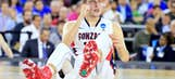 2 seed Gonzaga reaches first Elite Eight since '99 with win over UCLA