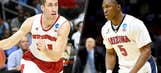Live: 1 seed Wisconsin battles 2 seed Arizona with Final Four on line