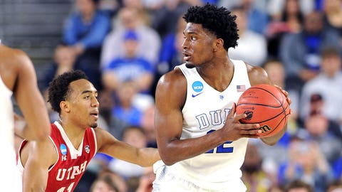 6. Justise Winslow, F, Duke