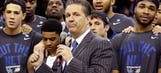 Did polarizing Calipari rip Irish or do haters just want to hate?