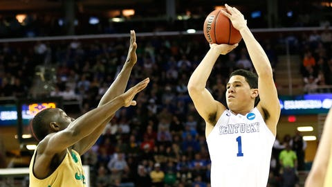 4. Devin Booker, G, Kentucky