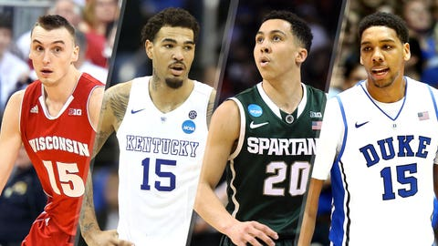 10 stars to watch at the Final Four
