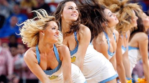 Win or lose, cheerleaders rule