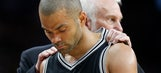 Tony Parker made a genius play that got lost in Spurs-Thunder fiasco