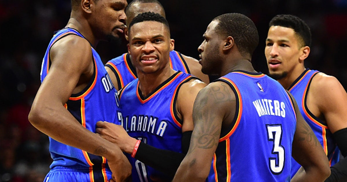 Are the Oklahoma City Thunder the best underdog in NBA history ... d523c110a