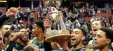 Third-ranked Michigan State tops Providence to win Wooden Legacy