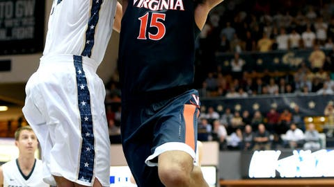 Malcolm Brogdon, Virginia