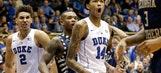 WATCH: Duke's Brandon Ingram posterizes a defender