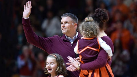 Virginia Tech: Hired Memphis head coach Justin Fuente