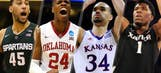 Bracket Watch: MSU, Xavier, Oklahoma, KU hold top seeds in first edition